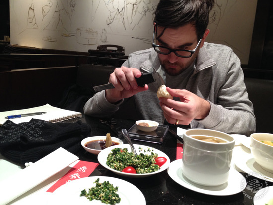 The Man Who Spent A Year Studying Xiao Long Bao | SmartShanghai