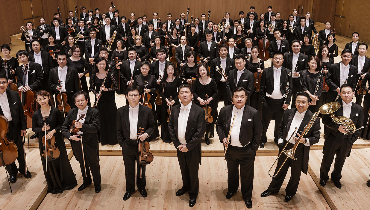 Shanghai Famous]: Concertmaster of the Shanghai Symphony Orchestra