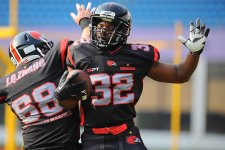 [In Focus]: American Football League Of China Championship