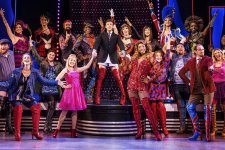 Stage Review: 'Kinky Boots', A High Energy Musical in High Heels