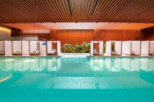 Get Out Of The Cold And Into A Heated Swimming Pool
