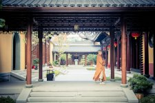 Three Buddhist Temples Reopen Just In Time for the New Lunar Month