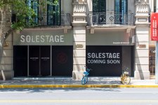 Lace Up, Sneakerhead Paradise Solestage Opens This Month