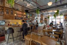 New F&B Complex Shan Kang Courtyard is Slowly Opening for Business