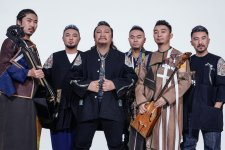 Inner Mongolian Rock Band Hanggai Is Coming Back to Shanghai This March