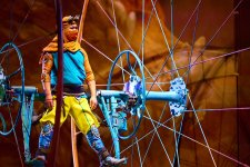 A 360-Degree View of Cirque Du Soleil: X The Land of Fantasy
