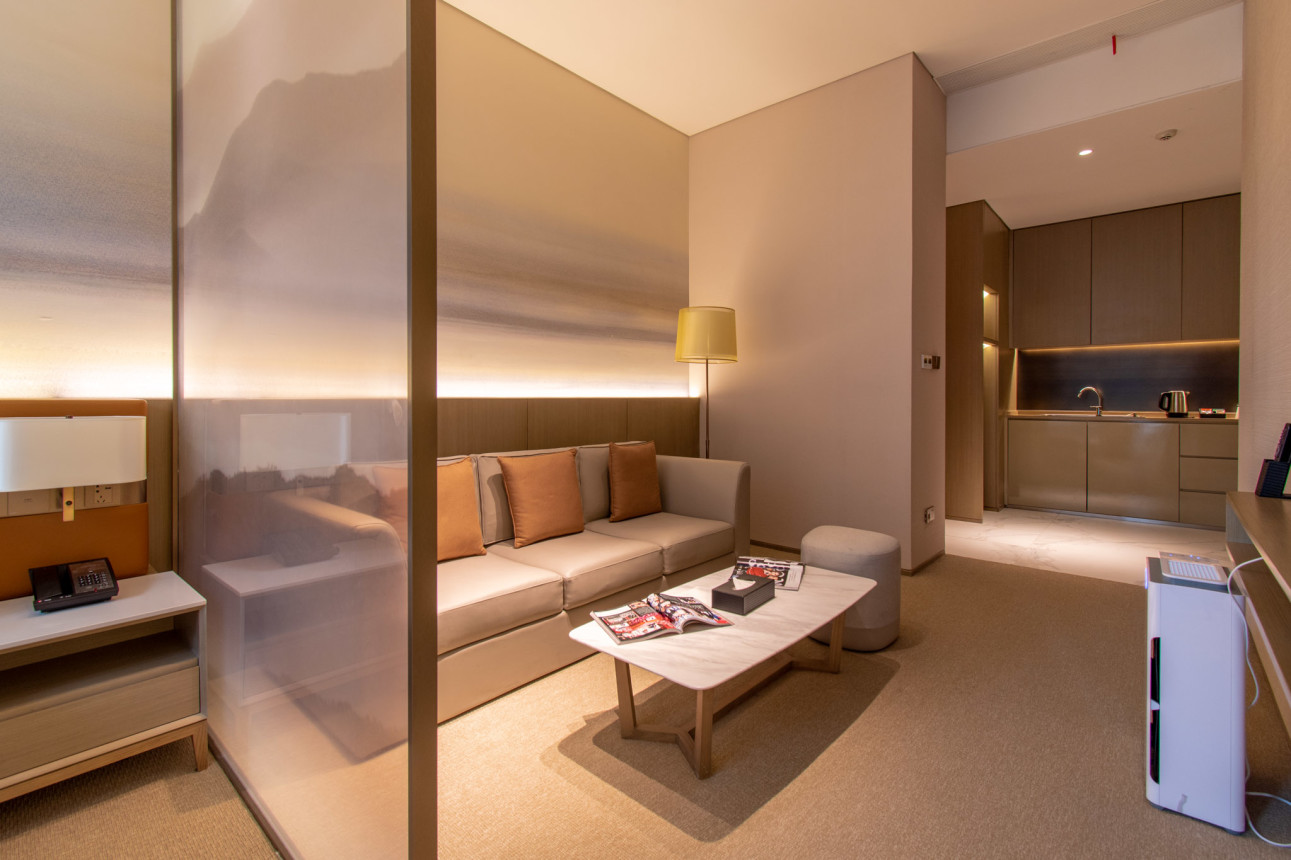 Studio Superior Room at  Sincere Residence Hongqiao