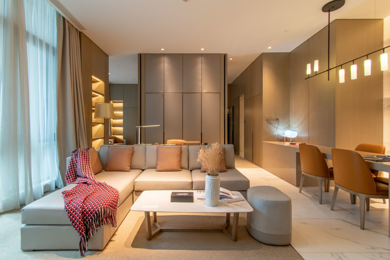 Sincere One-Bedroom with Balcony