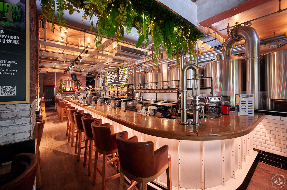 Goose Island Brewhouse Shanghai